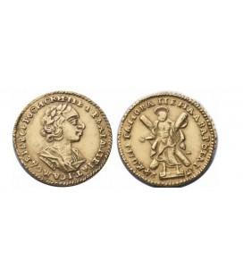2 рубля 1724 года