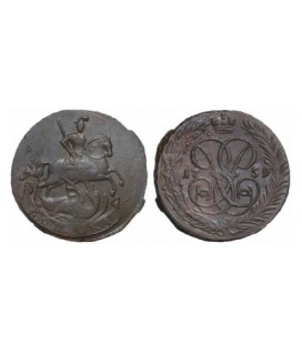 1 копейка 1759 года