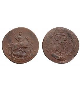 2 копейки 1764 года