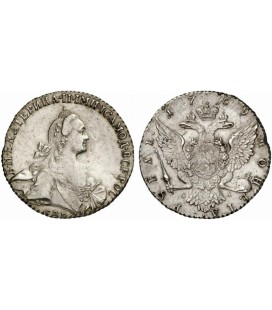 1 рубль 1769 года
