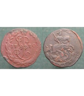 Денга 1770 года