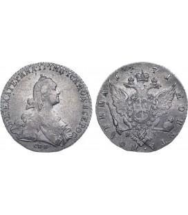 Полтина 1771 года