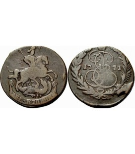 2 копейки 1771 года