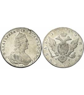 1 рубль 1780 года