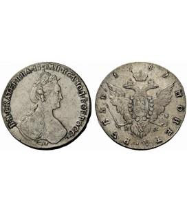 1 рубль 1781 года
