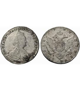1 рубль 1783 года