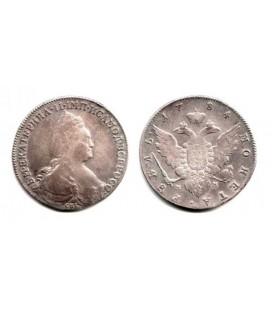 1 рубль 1784 года