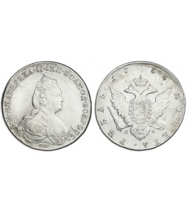 1 рубль 1785 года
