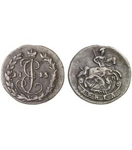 Денга 1785 года