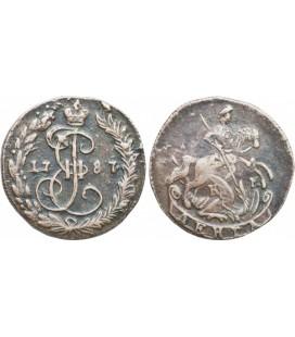 Денга 1787 года