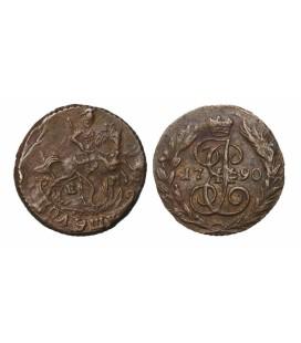 Полушка 1790 года
