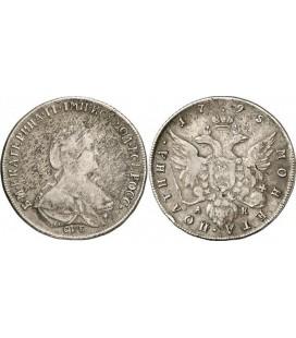 Полтина 1795 года